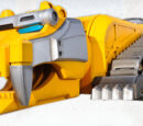 Gosei Tiger Mechazord
