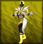 Super Shinken Yellow (Dice-O)
