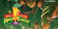 Mighty Morphin Power Rangers (Boom! Studios) Issue 5