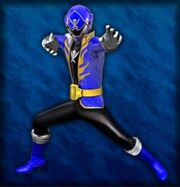 Gokai Blue (Dice-O)