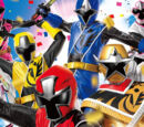Power Rangers Ninja Steel Theme