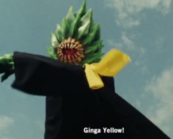 Gringanian Ginga Yellow