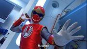 HurricaneRed (Super Hero Taihen)