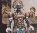 Cosmic Kenpō Master Pachacamac XII