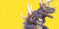 Demon Beast Fortress Ghelmadix