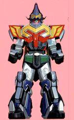 MF Titan Megazord