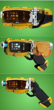 Morphin' Blaster