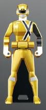 DekaGold Ranger Key