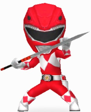 File:Mighty Morphin Red Ranger in Power Rangers Dash.jpeg