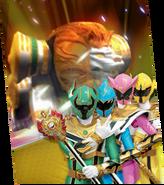 Mystic Lion Megazord Madness