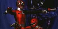 Tokusou Sentai Dekaranger vs. Abaranger