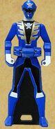 Gokai Blue Ranger Key
