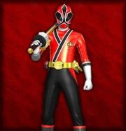 Shinken Red (Dice-O)