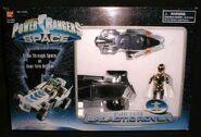 Silver Galactic Rover
