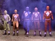Dark Rangers