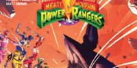 Mighty Morphin Power Rangers (Boom! Studios) Issue 4