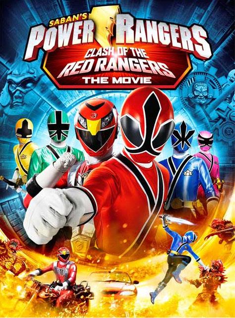 Clash Of The Red Rangers The Movie Rangerwiki Fandom
