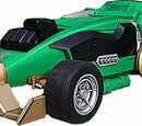 Super Mega Racer Zord