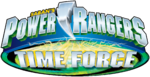 Power Rangers Time Force S9 logo