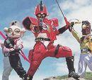 Boso Sentai Zokuranger