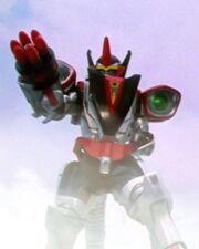 TF Q-Rex Megazord