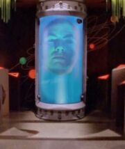 Zordon dark fortress