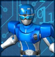 Blue Buster Powered Custom (Dice-O)