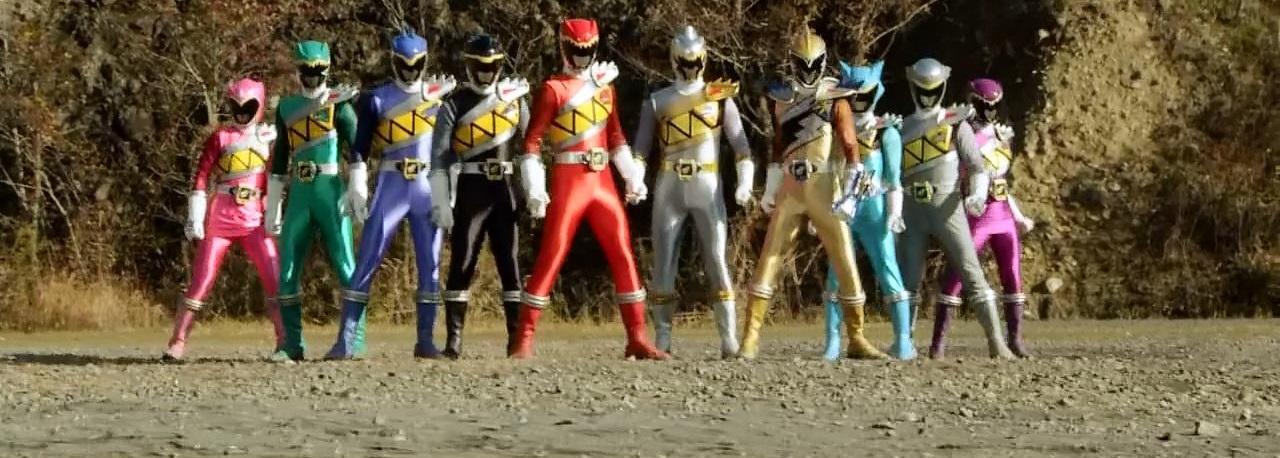 J Pulls Random Blog Series Analysis Power Rangers Dino Charge