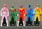 Gorenger Keys