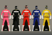 Space Ranger Keys