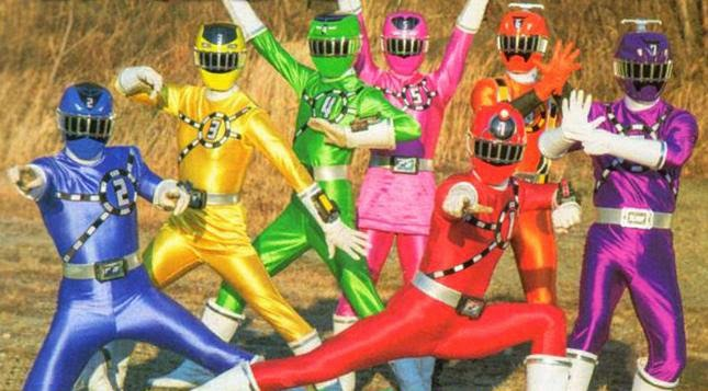 Express Squad (team) | Power Rangers Fanon Wiki | FANDOM