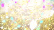 Heartcatch Orchestra explodes in petals