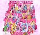 Pretty Cure All Stars New Stage 3: Amigas Eternas