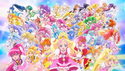 Pretty Cure All Stars Minna de Utau Kiseki no Mahou