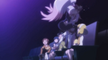 Miyuki catching Nico