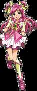 Pretty Cure All Stars DX2 Cure Dream pose