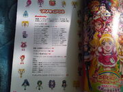 Pretty Cure contents