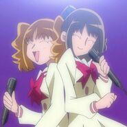 Aya and mayu sing 2