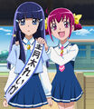 Reika and Miyuki