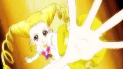 Pretty Cure 5 Cure Lemonade Transform