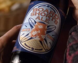 Board Shorts Beer