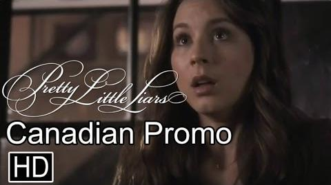 """Pretty Little Liars 6x04 CANADIAN Promo - """"Don't Look Now""""-0"""