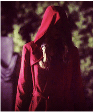 Image - Blonde Girl Red Coat Pretty Little Liars Dead to Me.png