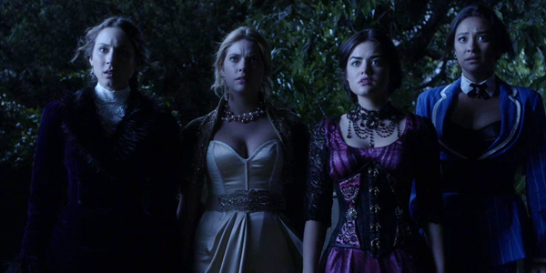 grave new world pretty little liars wiki fandom powered by wikia - Halloween Episode Pll Season 4