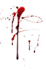 Blood-drip