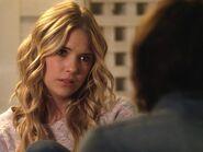 Hanna and Caleb, A Kiss Before Lying