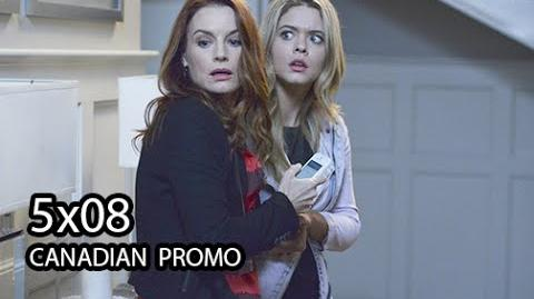 "Pretty Little Liars 5x08 CANADIAN Promo - ""Scream for Me"" - Season 5 Episode 8"