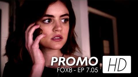 "Pretty Little Liars 7x05 Australian Promo ""Along Comes Mary"" HD"