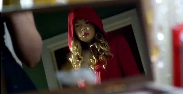 Image - Ali Mask - Red Coat.jpg | Pretty Little Liars Wiki ...