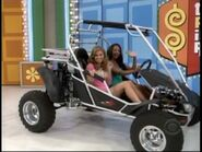 TPIR Models on the Dune Buggy